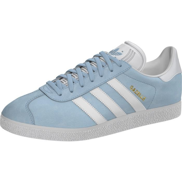 adidas gazelle femme bleue