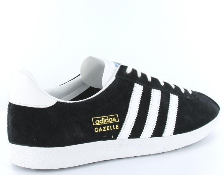 Gazelle Og Noir Pas Adidas Cher ZPiOXuk