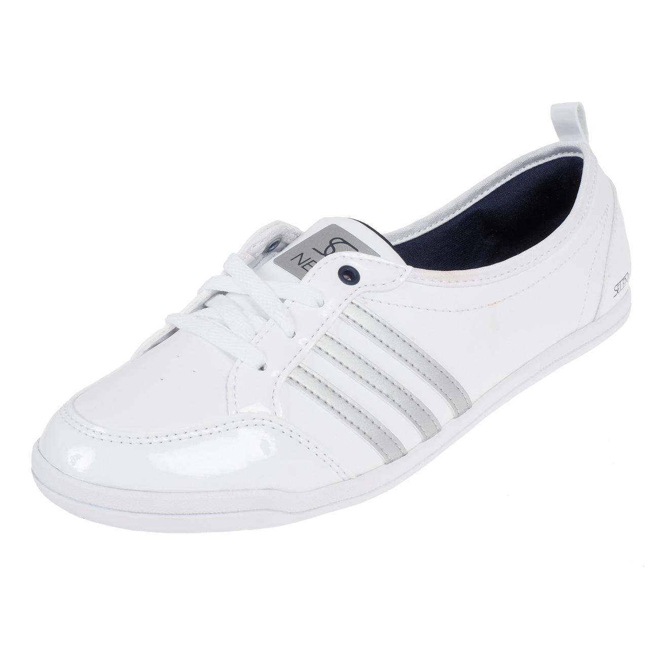 adidas neo blanche femme