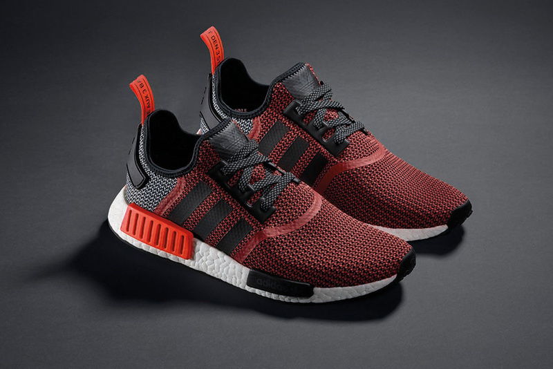 c9637daa57 adidas nmd homme rouge