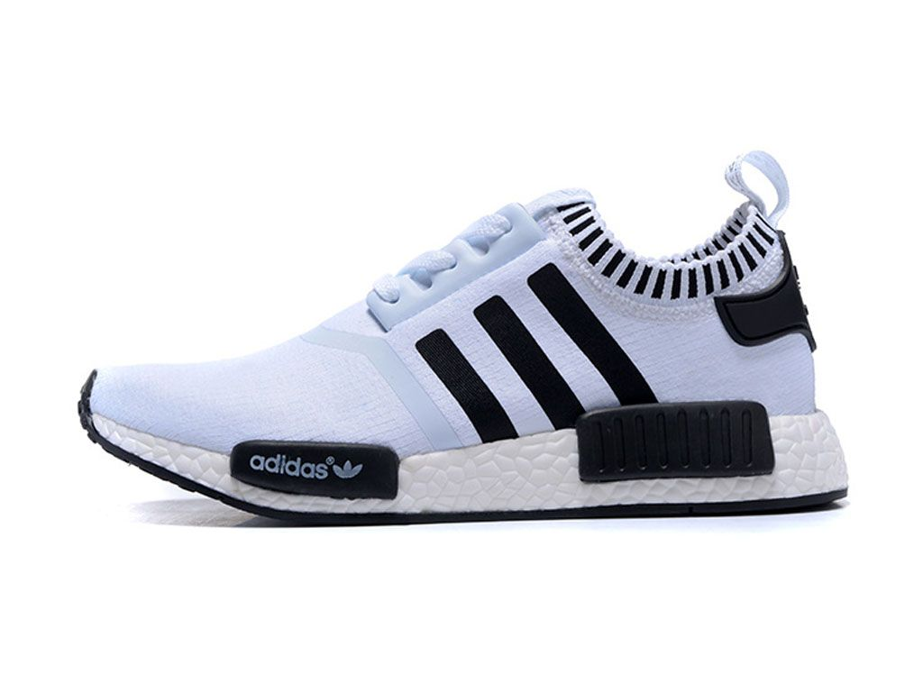 chaussure adidas nmd blanche