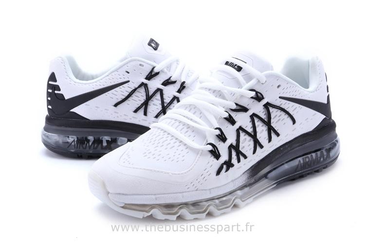 nike air max 2015 noir et blanc