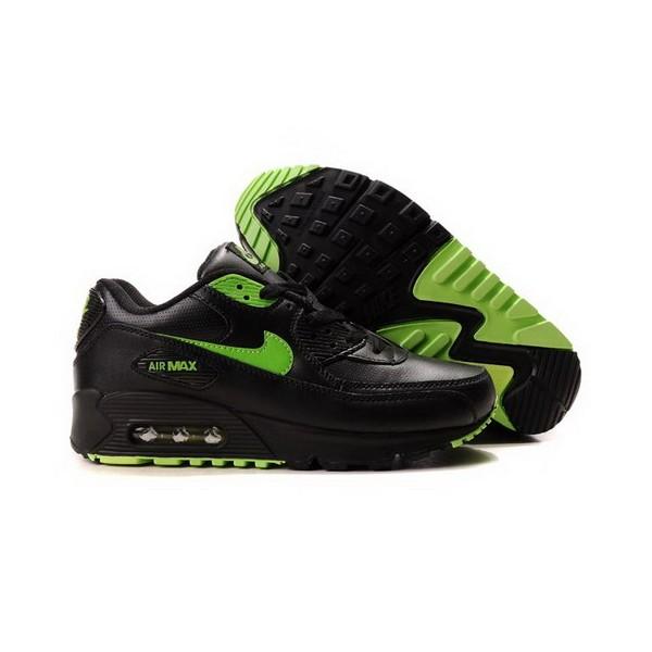 huge discount dcdd0 ac9e0 basket air max noir et vert