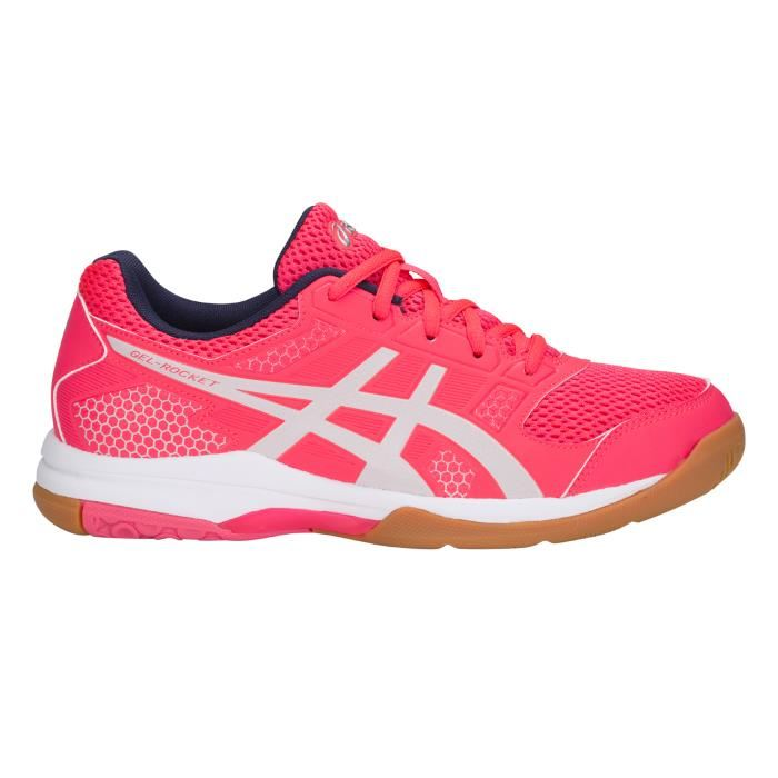 Femme Asics Volley Basket Basket Asics Ball 54LRq3Aj