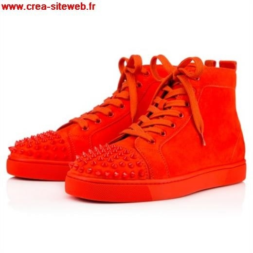 32361895673825 basket louboutin homme rouge