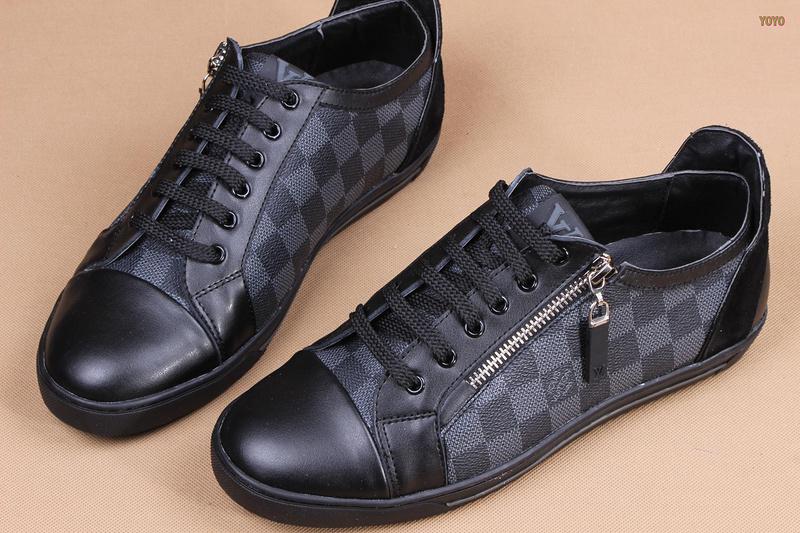 ad05da1caed2 ... louis vuitton sapatos Homem,chaussures hommes louis vuitton 2013 offre  speciale cuir center grid ...