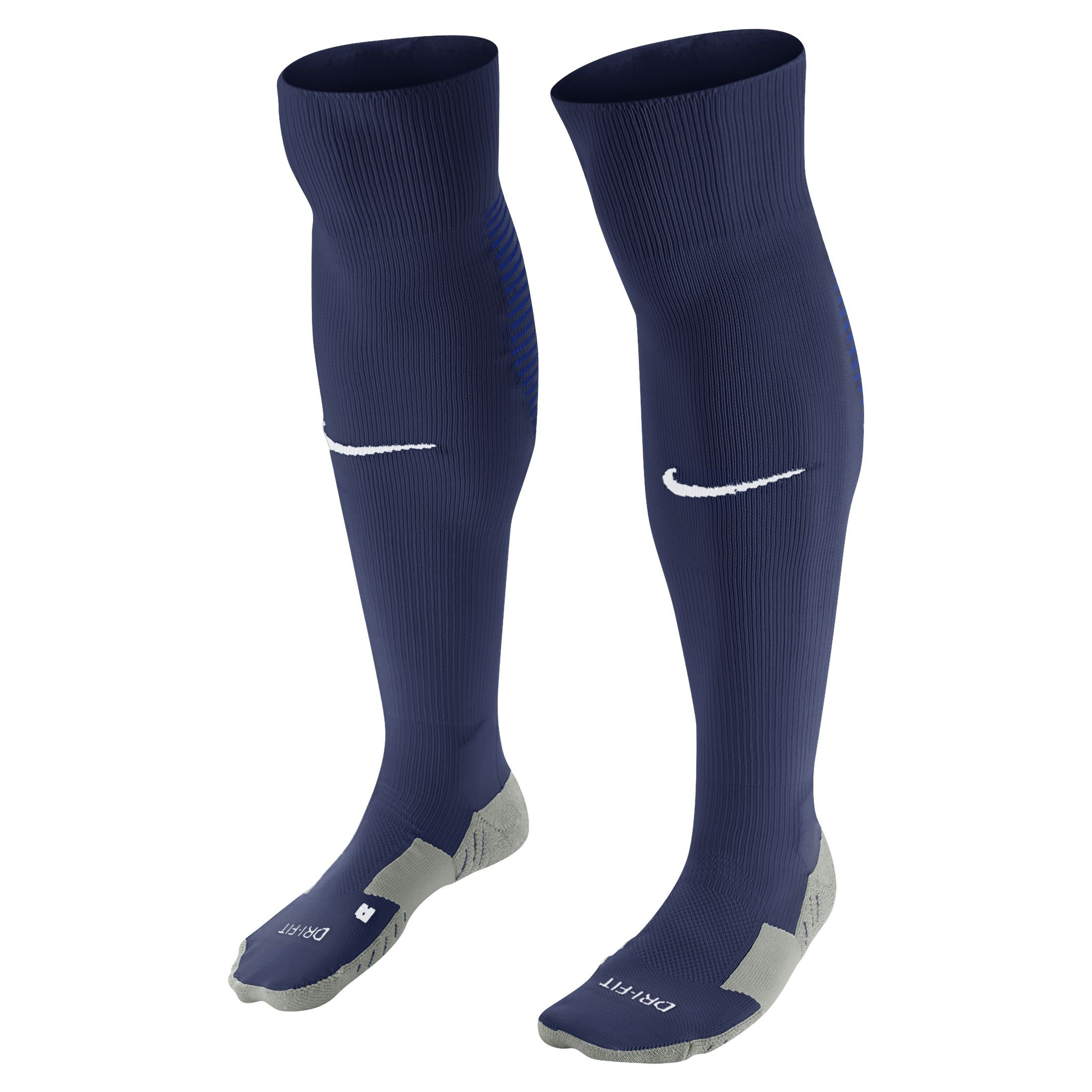 2f89107e706 chaussette foot nike bleu marine