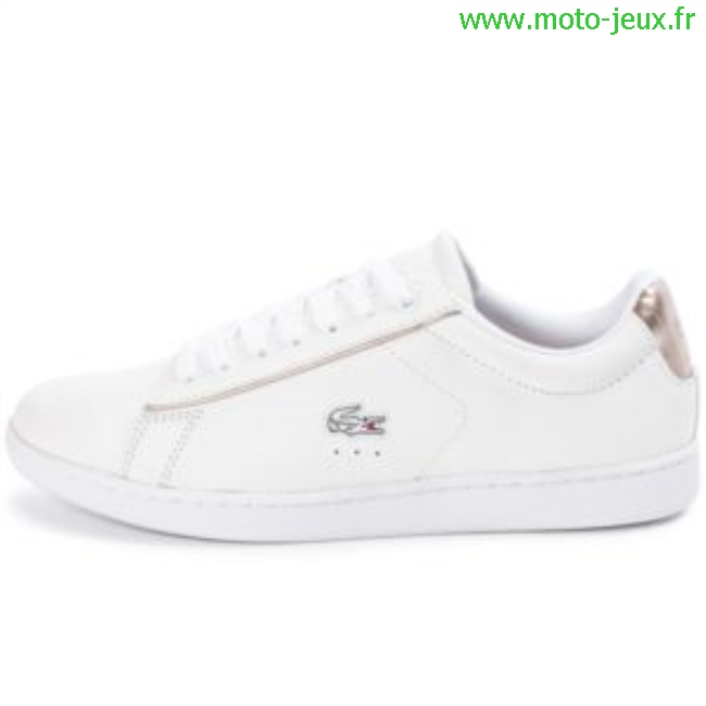 36948427f chaussure lacoste blanche femme pas cher