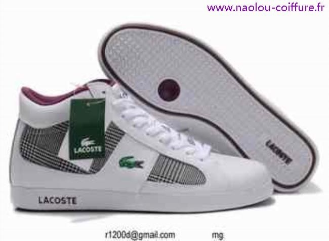 f2eb2bc4c chaussure lacoste pas cher homme